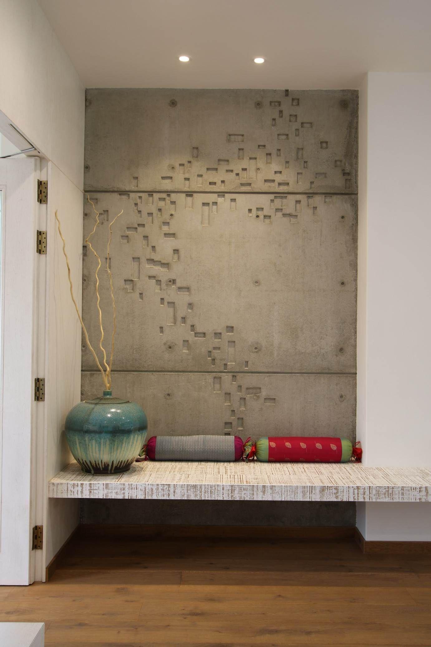 Details Dipen Gada & Associates ceiling wall