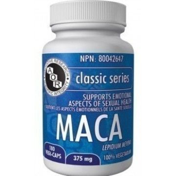 AOR Maca - 180 veg capsules Probiotics supplement benefits Probiotics Health