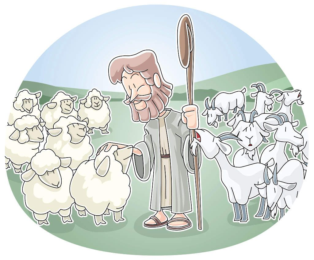 This Free Bible Lesson Is Based On Matthew 25 31 46 Where