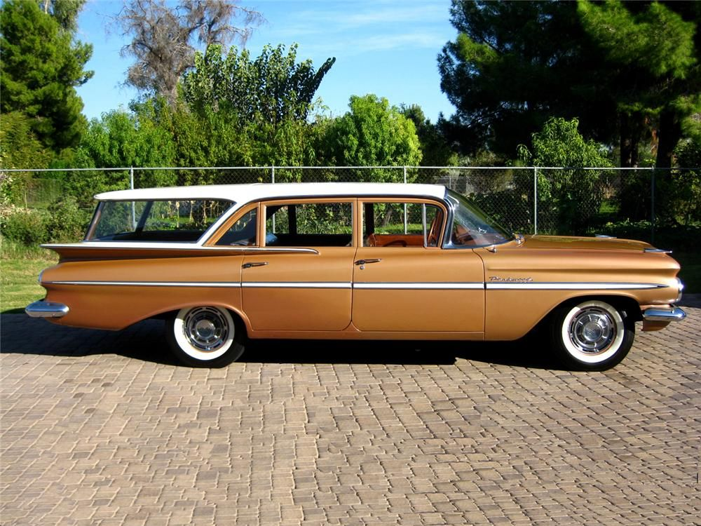 1959 chevy parkwood