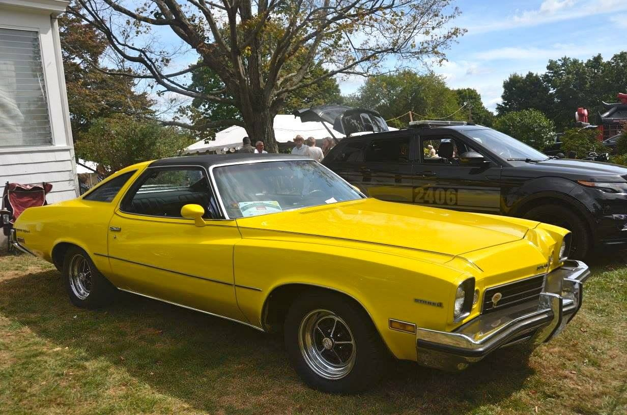 1973 Buick Gran Sport Stage 1 SunCoupe Muscle cars