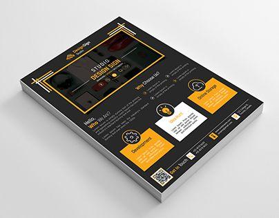 "Check out new work on my @Behance portfolio: ""Modern Design Flyer"" http://be.net/gallery/34673159/Modern-Design-Flyer"