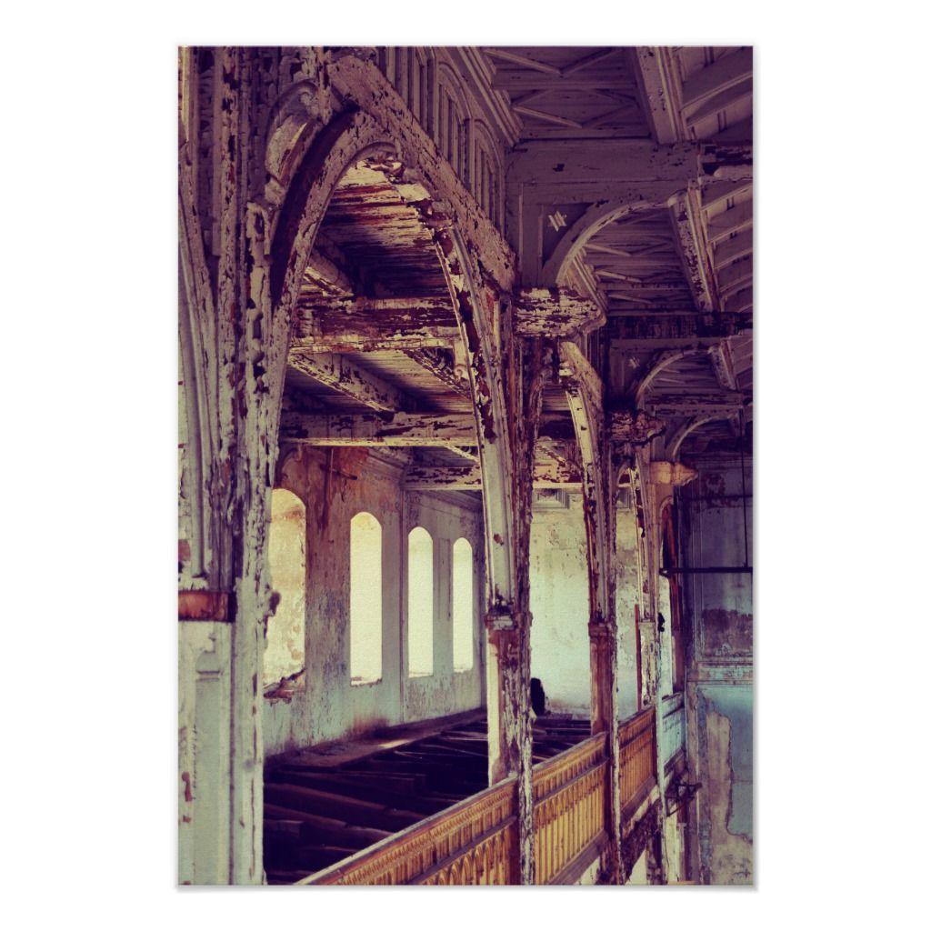 Old architecture photography. Home decor print   Zazzle.com
