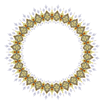 아름다운 꽃 이슬람 프레임 이슬람교 이슬람 패턴 이슬람 프레임무료 다운로드를위한 Png 및 Psd 파일 Islamic Pattern Islamic Design Pattern Ramadan Background