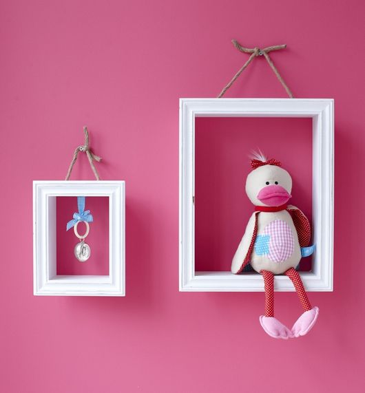 Perfect  DIY Ideen f rs Kinderzimmer