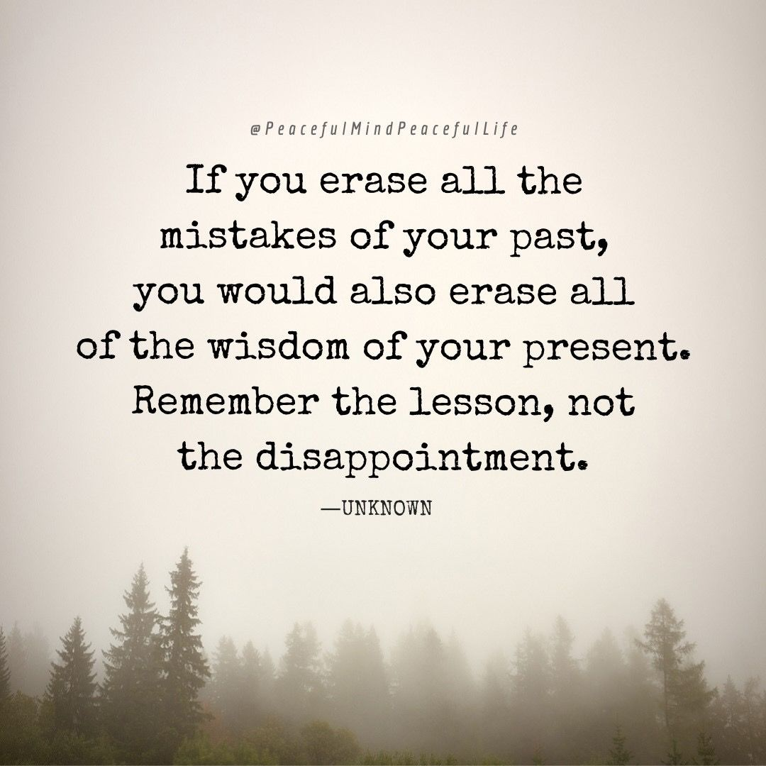 Remember The Lesson My Past Quotes Past Quotes Evolve Quotes