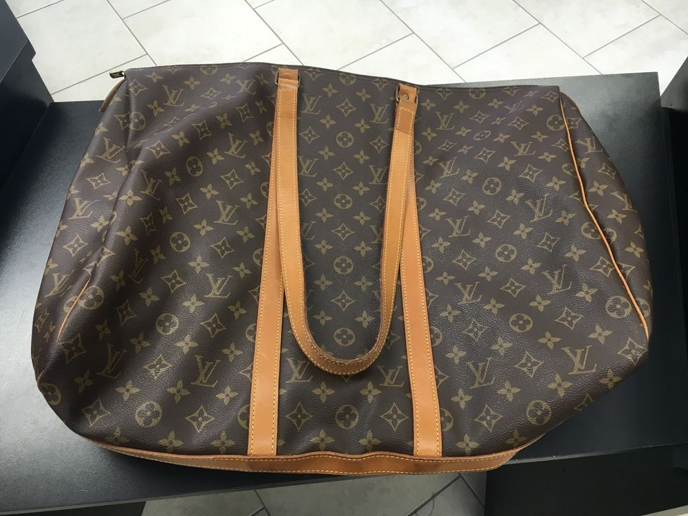 a5280905d42 Vintage Louis Vuitton Monogram Duffel Travel Bag LV N00971 FRANCE |  Clothing, Shoes & Accessories, Women's Handbags & Bags, Handbags & Purses |  eBay!