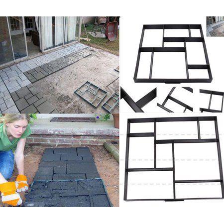 Best Home Improvement Concrete Stepping Stone Molds Concrete 400 x 300