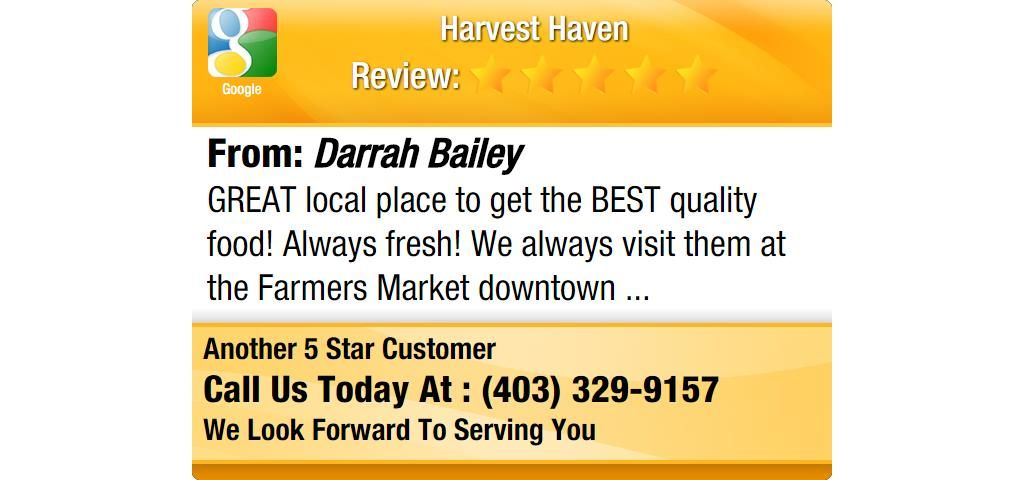 GREAT local place to get the BEST quality food! Always