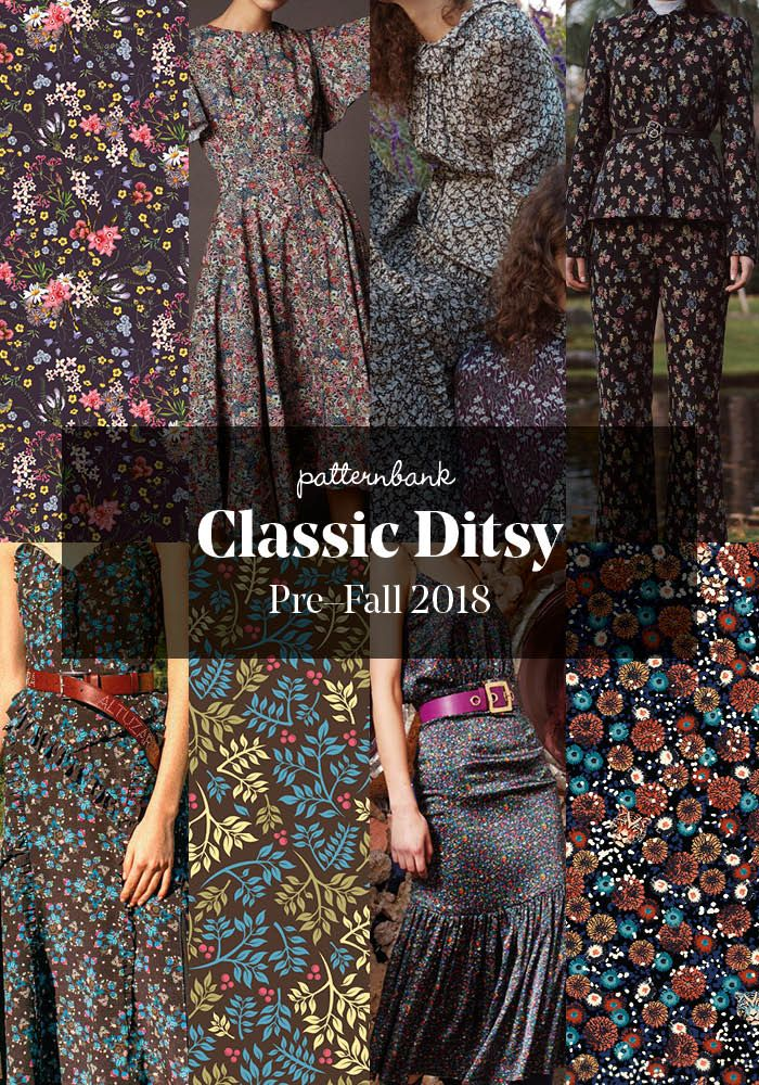 Pre-Fall 2018 Print and Pattern Highlights – Part 2