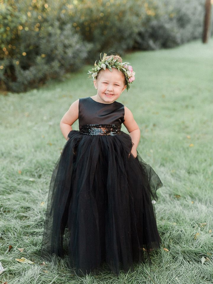38c93460bc Timeless Elegance Texas Wedding In Shades Of Black, White, And Blush ...