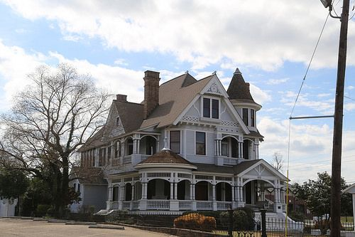 Hattiesburg Mississippi Forrest County Ms Victorian Homes Victorian Architecture Queen Anne House