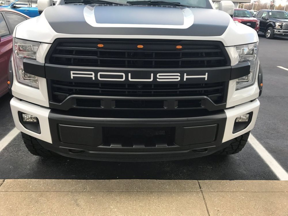 Details about 2017 Roush Ford F150 Grill Letters Assorted Colors