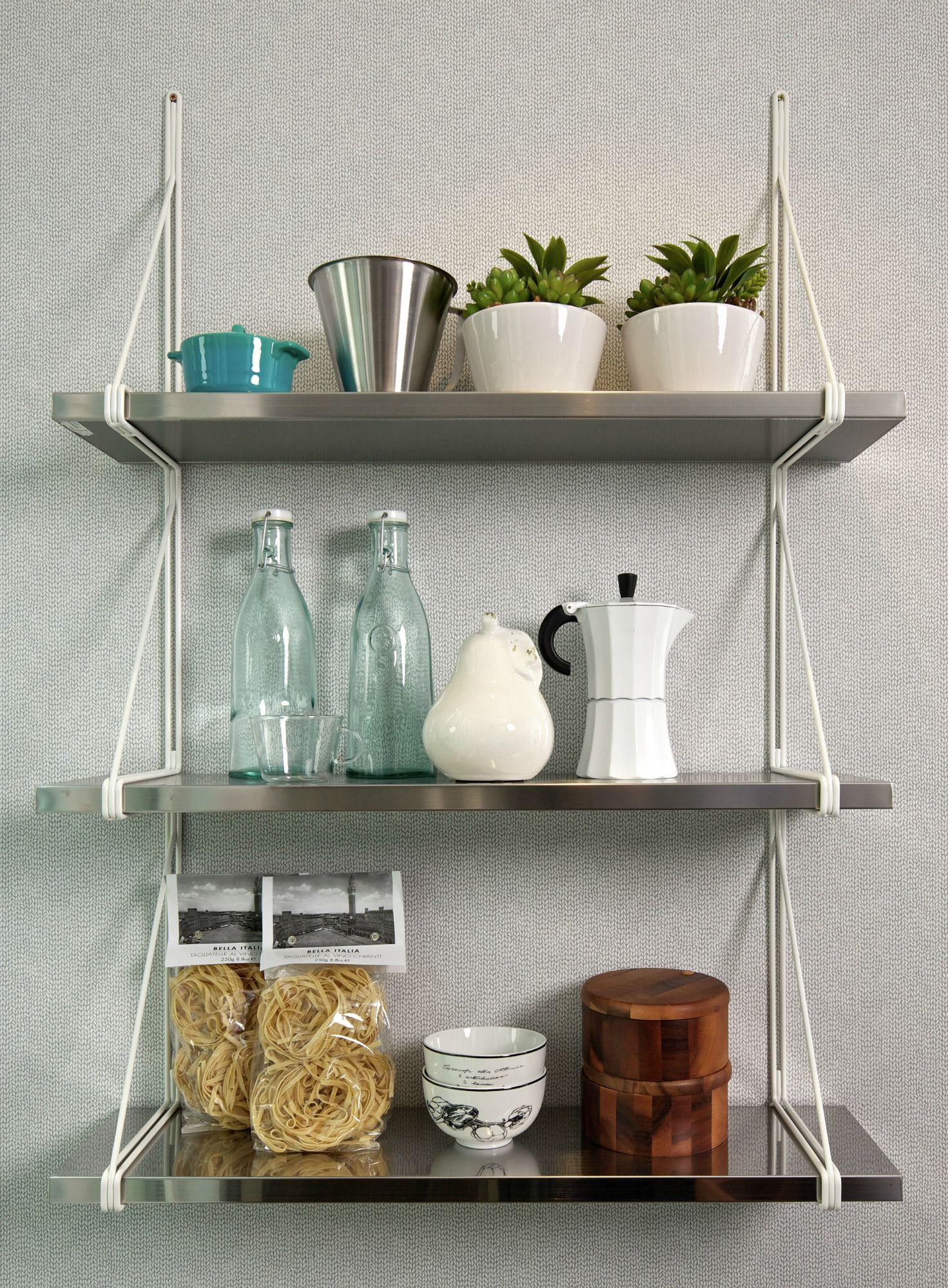 Suna Interior Design The Filaments Kitchen Wall Mounted