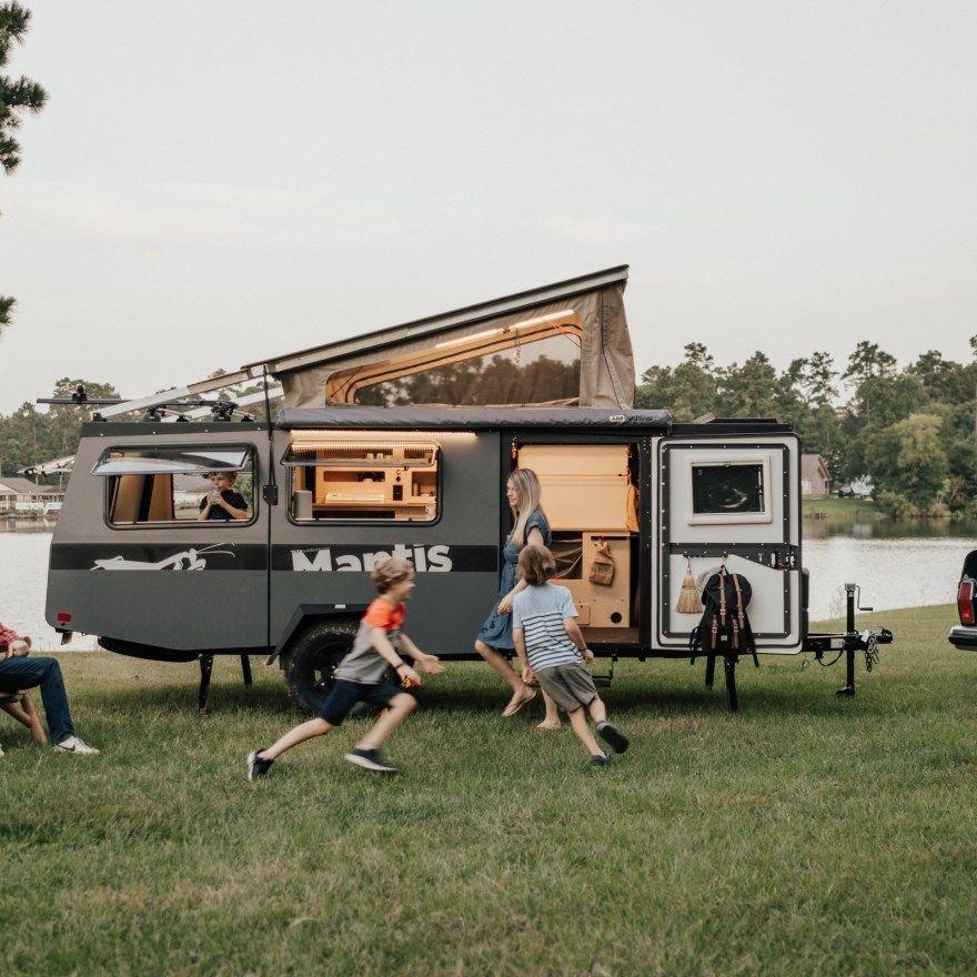 Choose my TAXA Camper trailers, Camper, Recreational