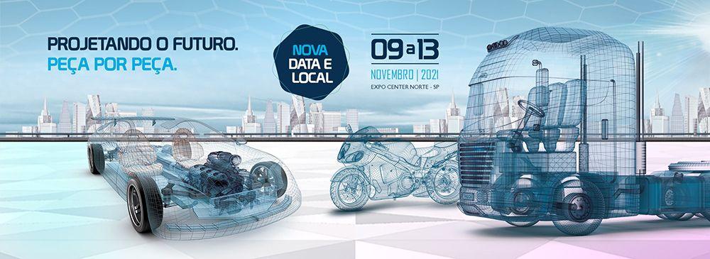 automec 2021 feira automotiva rk motors