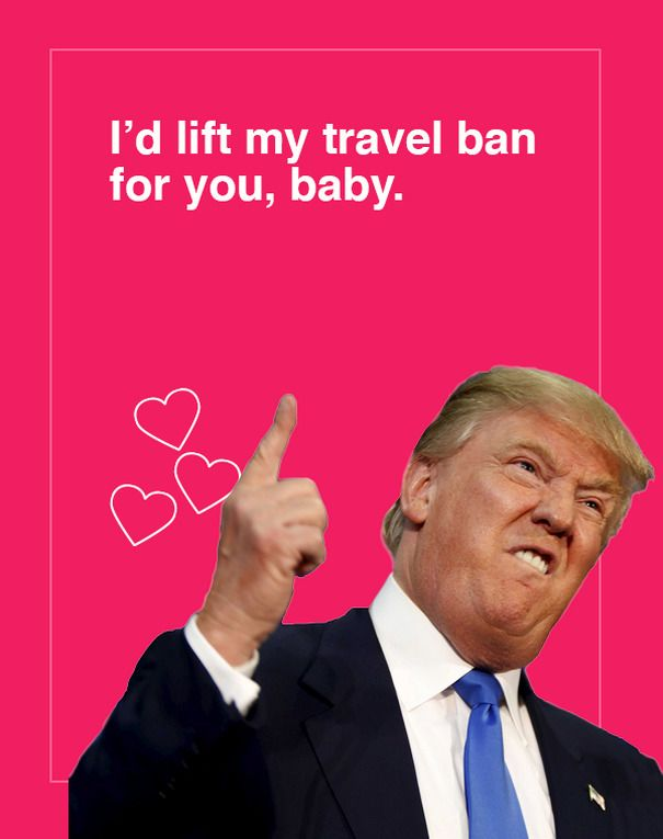 10 Donald Trump Valentine S Day Cards Are Going Viral And They Re