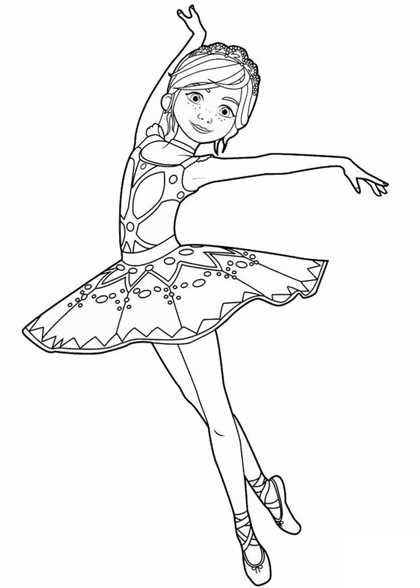 In This Post We Will Introduce You Some Amazing Pictures About Ballet Dancers If Your Lit Dance Coloring Pages Ballerina Coloring Pages Barbie Coloring Pages