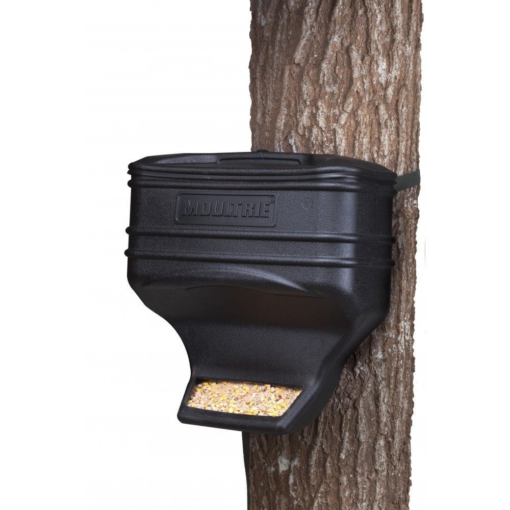 grain clog feeder not limit best will anything there pellets part is gravity no powder limits with corn the deer this dsc outdoors are that