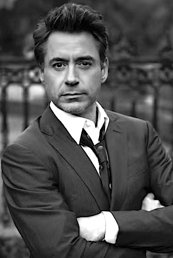 """Robert Downy Jr. 