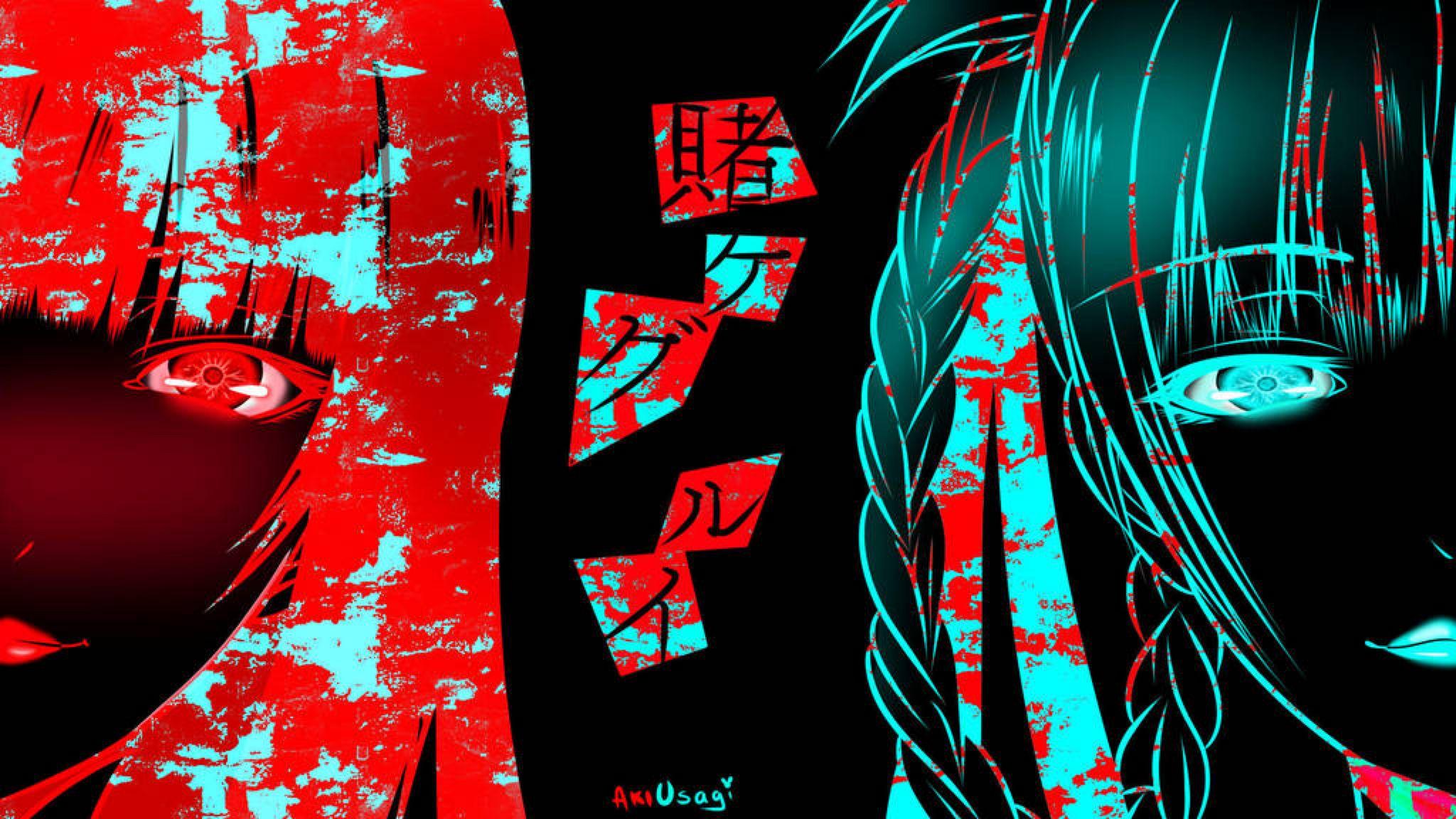Kakegurui By Aki52usagi On Deviantart Anime Wallpaper Wallpaper Ipad Wallpaper