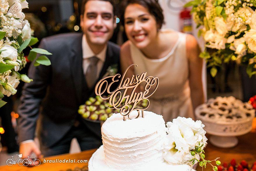 Foto Maravilhosa por Braulio Delai - Casamento por Marie Eventos