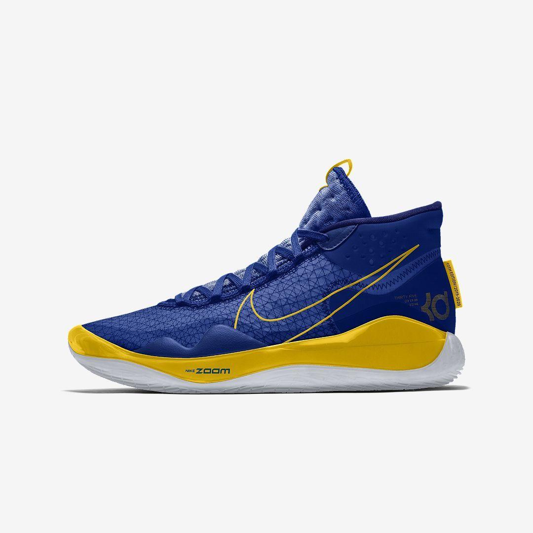 Nike Zoom KD12 By You Custom Basketball