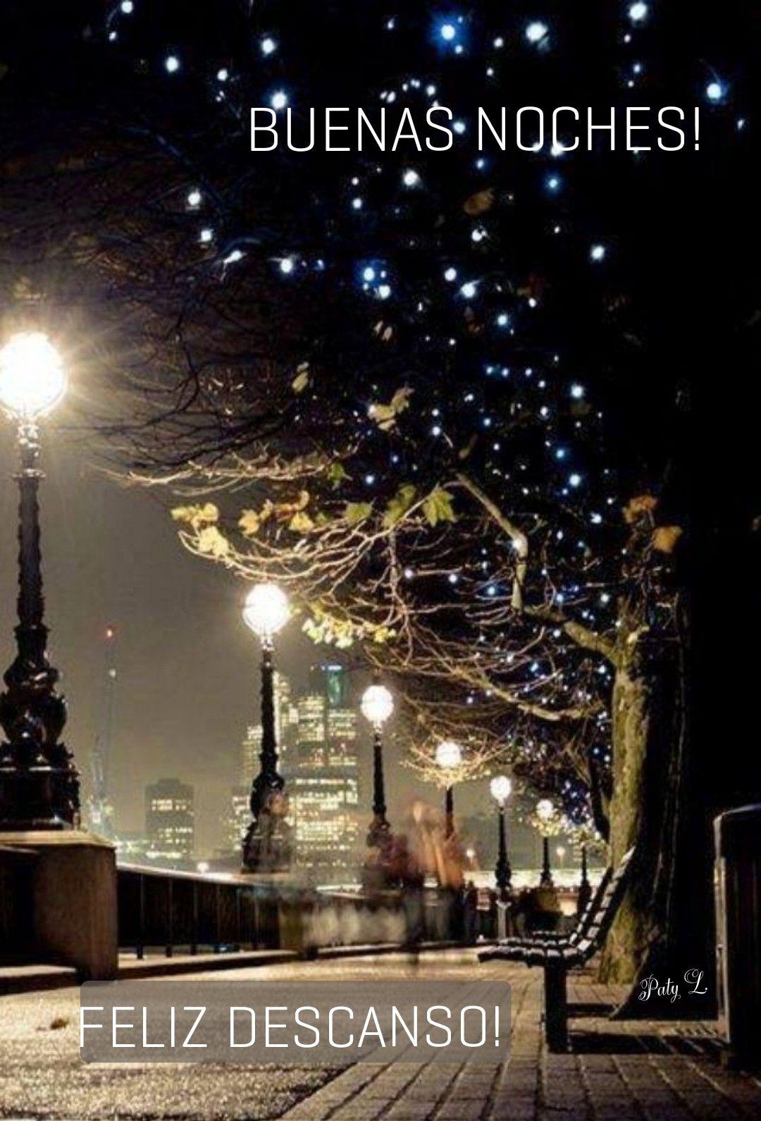Luces De La Ciudad Desear Buenas Noches Gifs De Buenas Noches Saludos De Buenas Noches
