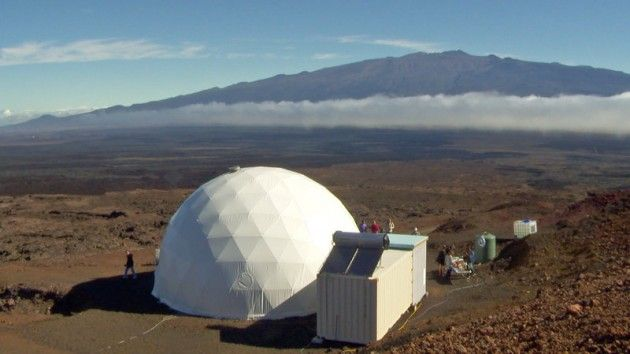 Mars Mission sim starts – 6 people to live in dome on volcano for 8 months