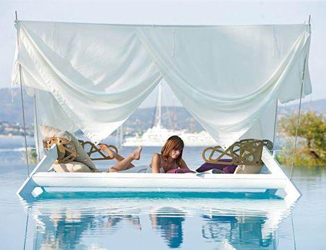 beautiful beds   Romantic Beautiful Outdoor Canopy Bed Night Light. beautiful beds   Romantic Beautiful Outdoor Canopy Bed Night Light