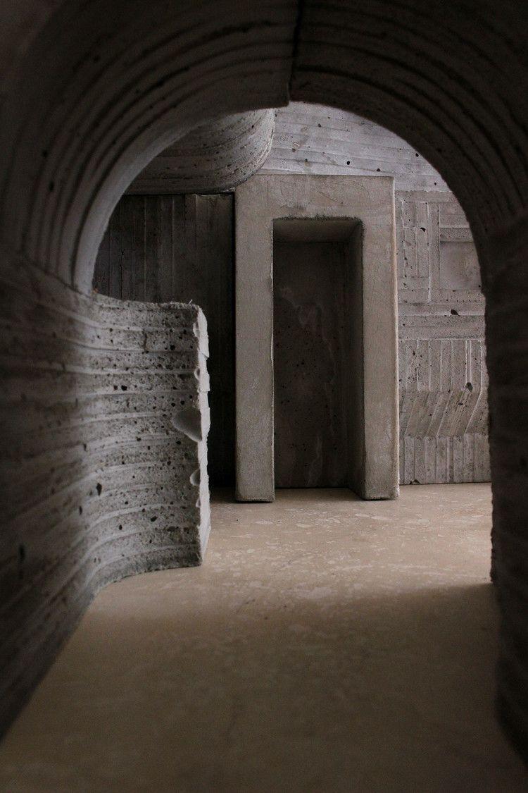 Interior-ii by David Umemoto- A tactile visual experience ...  Interior-ii by ...