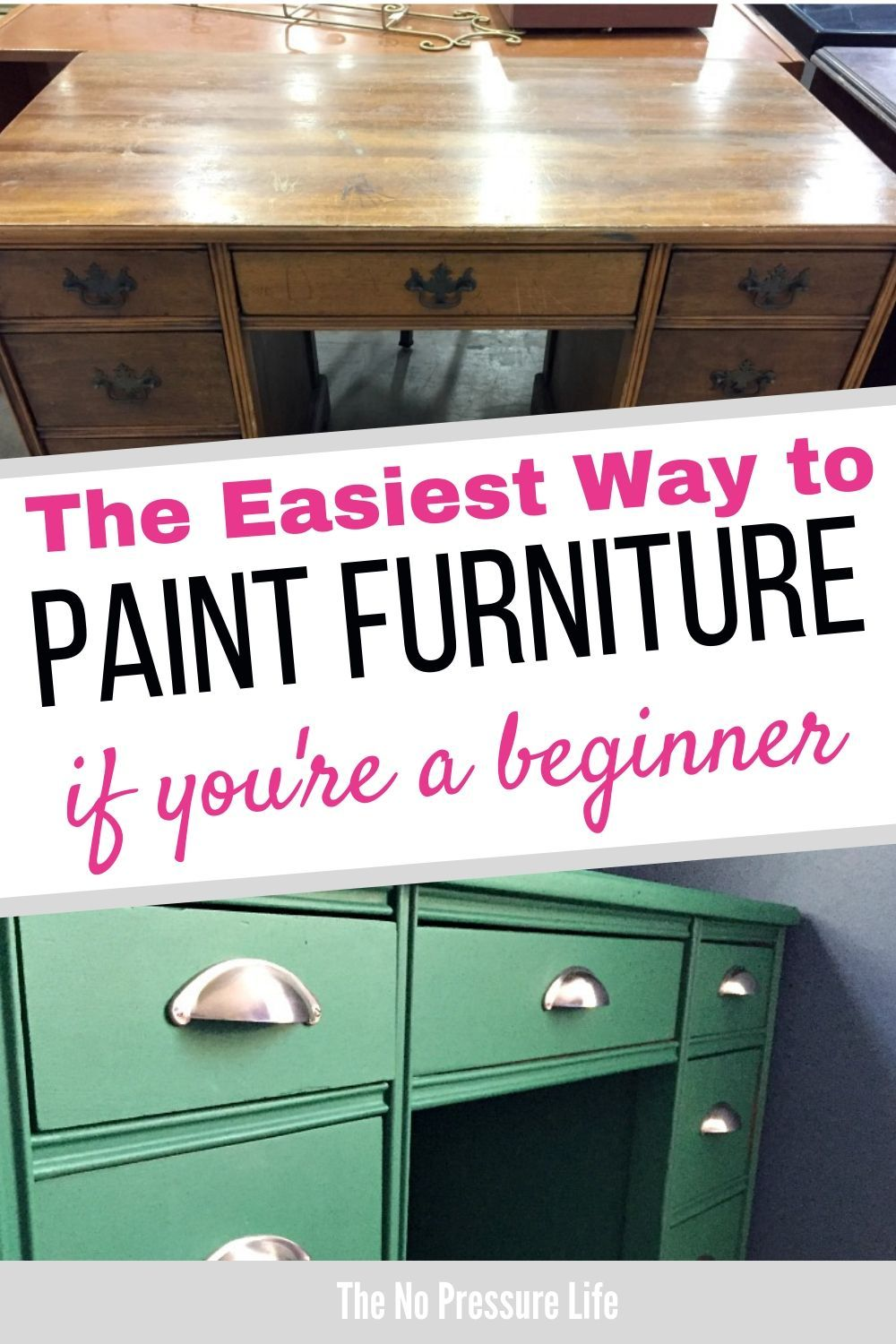 Photo of How to Paint Furniture Easily (Even If You Hate Painting)