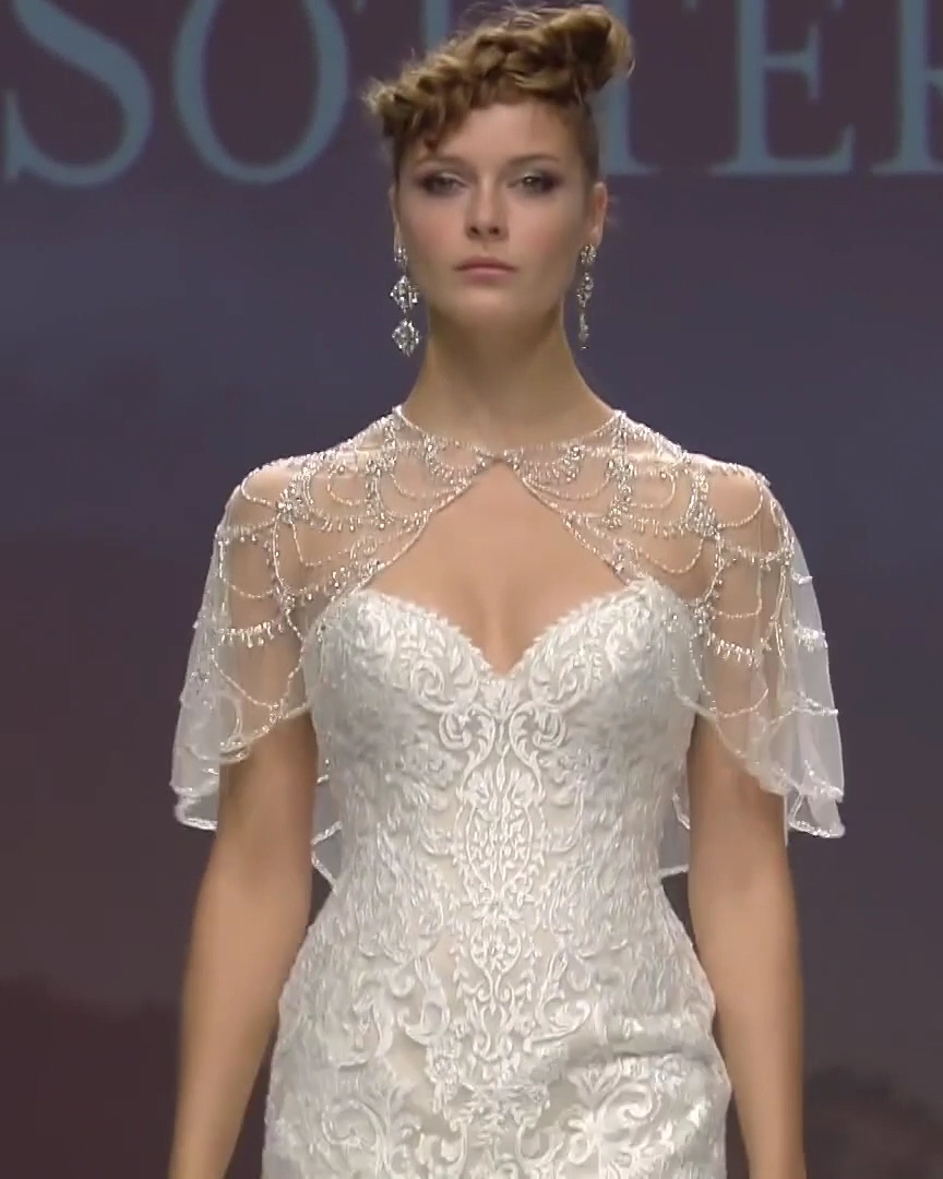 Photo of Maggie Sottero Look 16. Spring 2020 Collection