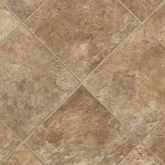 Vinyl Sheet Flooring from Armstrong, kitchen floor...installation date:8-6-2012!  Love it!