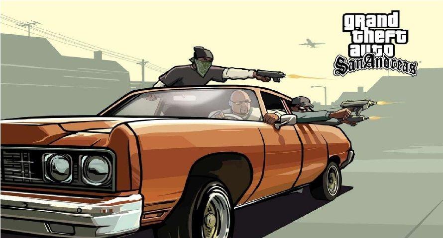 Gta San Andreas Hile Kodlari Tamami Teknozum Grand Theft Auto Hile Oyun