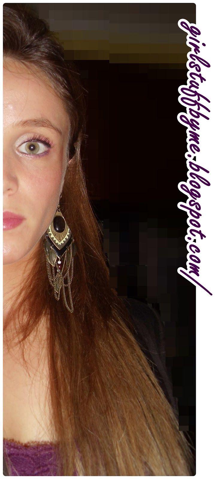 #makeup #brinco #greeneye