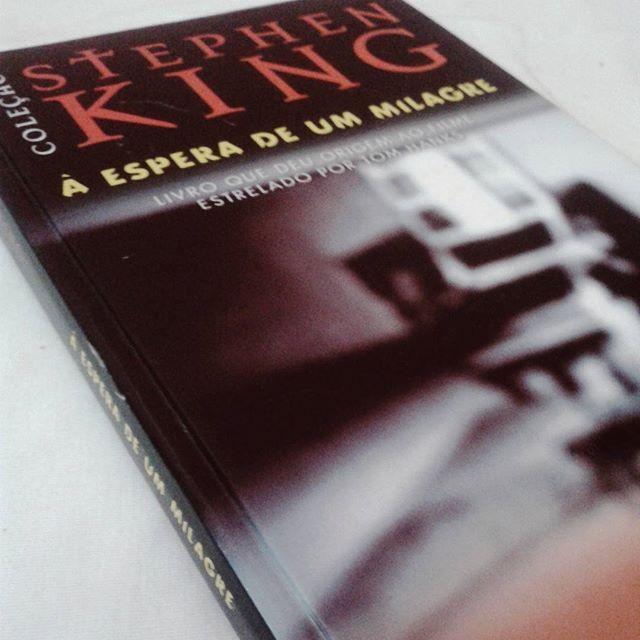 A Espera De Um Milagre Foi O Segundo Livro De Stephen King Que Eu