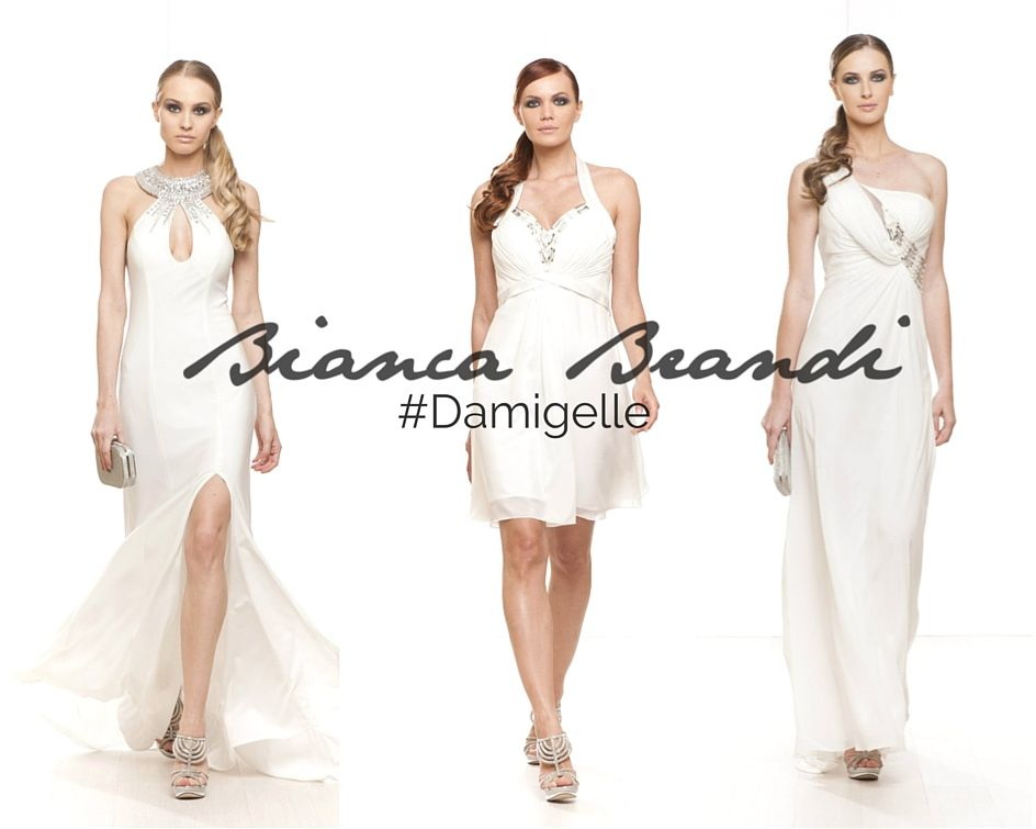 #Damigelle... La proposta di questa settimana è total #white precisiamo però che il colore bianco è indicato per le damigelle o per le invitate ad un matrimonio, solo quando è richiesto esplicitamente dalla sposa! Emoticon wink #bridesmaids #moda #clothing #atelier #sposa #sposi #stile #style #outfit #dress #dresses #weddingdress #weddingoutfit #cerimonia #solocosebelle #abito #eleganza