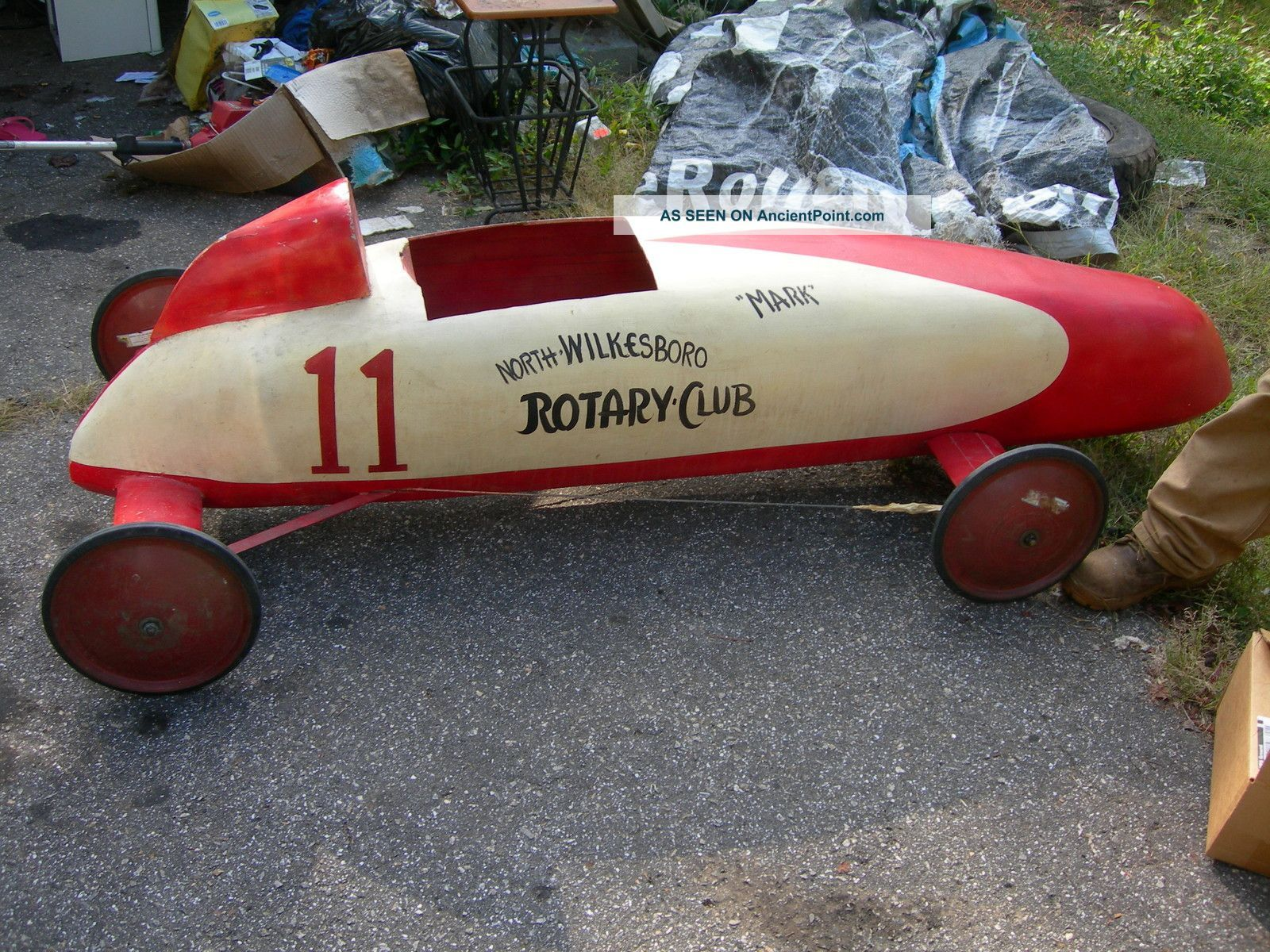 Vintage Soap Box Derby Car Google Search Soap Box Derby Cars