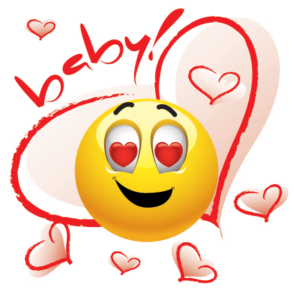Image Gallery love emoticons animated