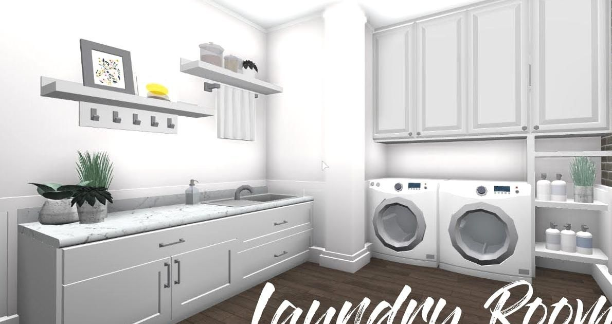 The experts at hgtv.com share small living room ideas and ways to make a small living room look and feel bigger. Modern Laundry Room Ideas Bloxburg - Ecsac