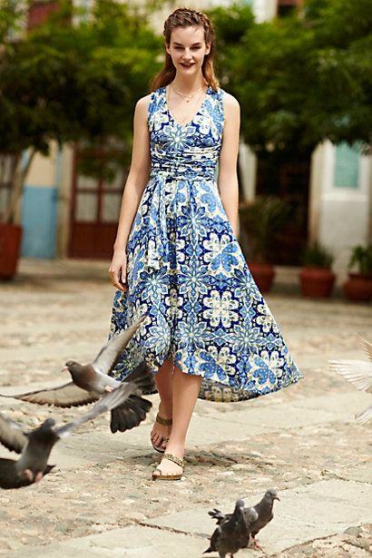 8777a6848623 Capuchina Dress | Anthropologie | Dresses, Anthropologie, Fashion