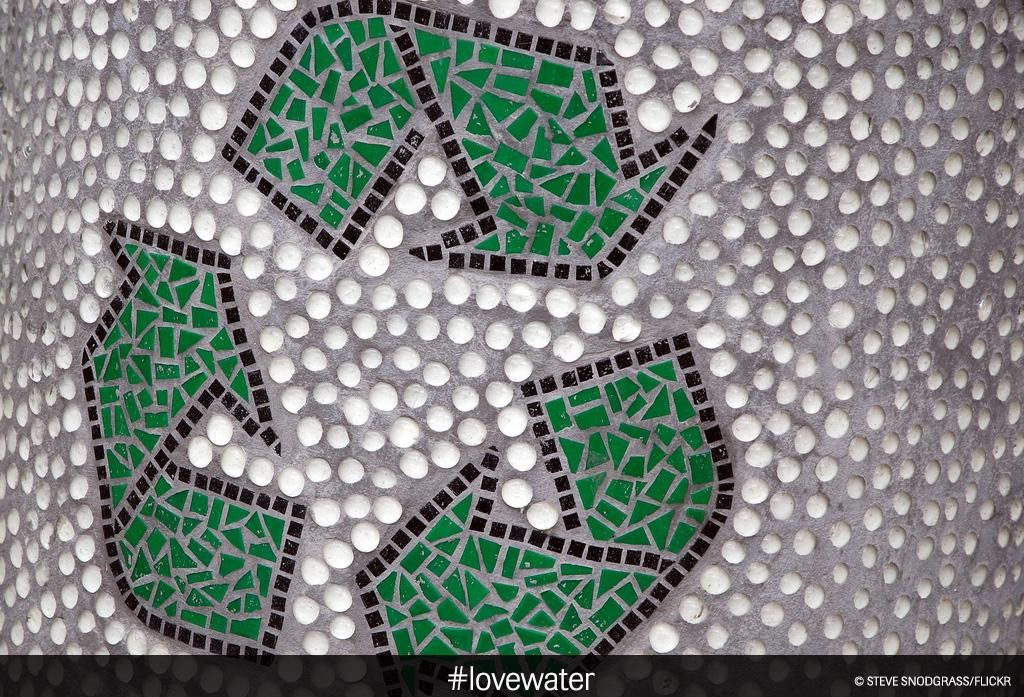 The Nature Conservancy on Recycling, Recycling programs