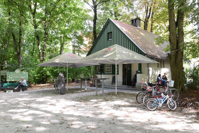 Das Fraulein Gruneis Der Schonste Kiosk Im Englischen Garten Fraulein Gruneis Garten Munchen Englischer Garten
