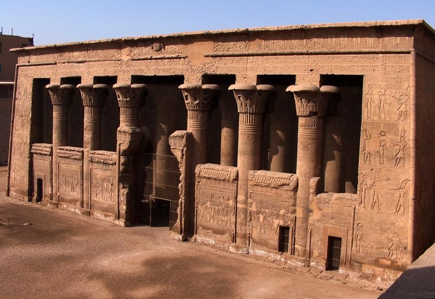 Esna Temple, Egypt
