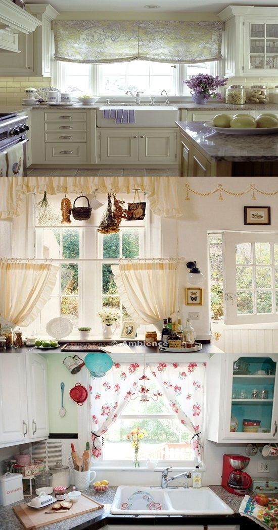 Cottage Kitchen Curtain Ideas Cottage Curtain Http