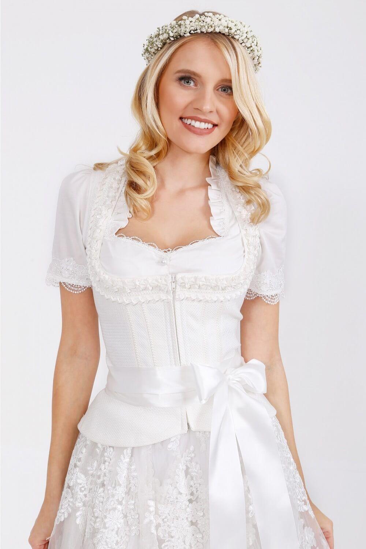 Emilia (weiß) | Kleider für mädchen, Kleid hochzeit und ...