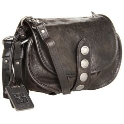 Buy Frye - Elaine Vintage Crossbody (Smoke Antique Pull Up) - Bags and Luggage new - Zappos is proud to offer the Frye - Elaine Vintage Crossbody (Smoke Antique Pull Up) - Bags and Luggage: The stylish Elaine Vintage Crossbody by Frye has a secure compact construction that lets you easily access all your items anytime you need them.