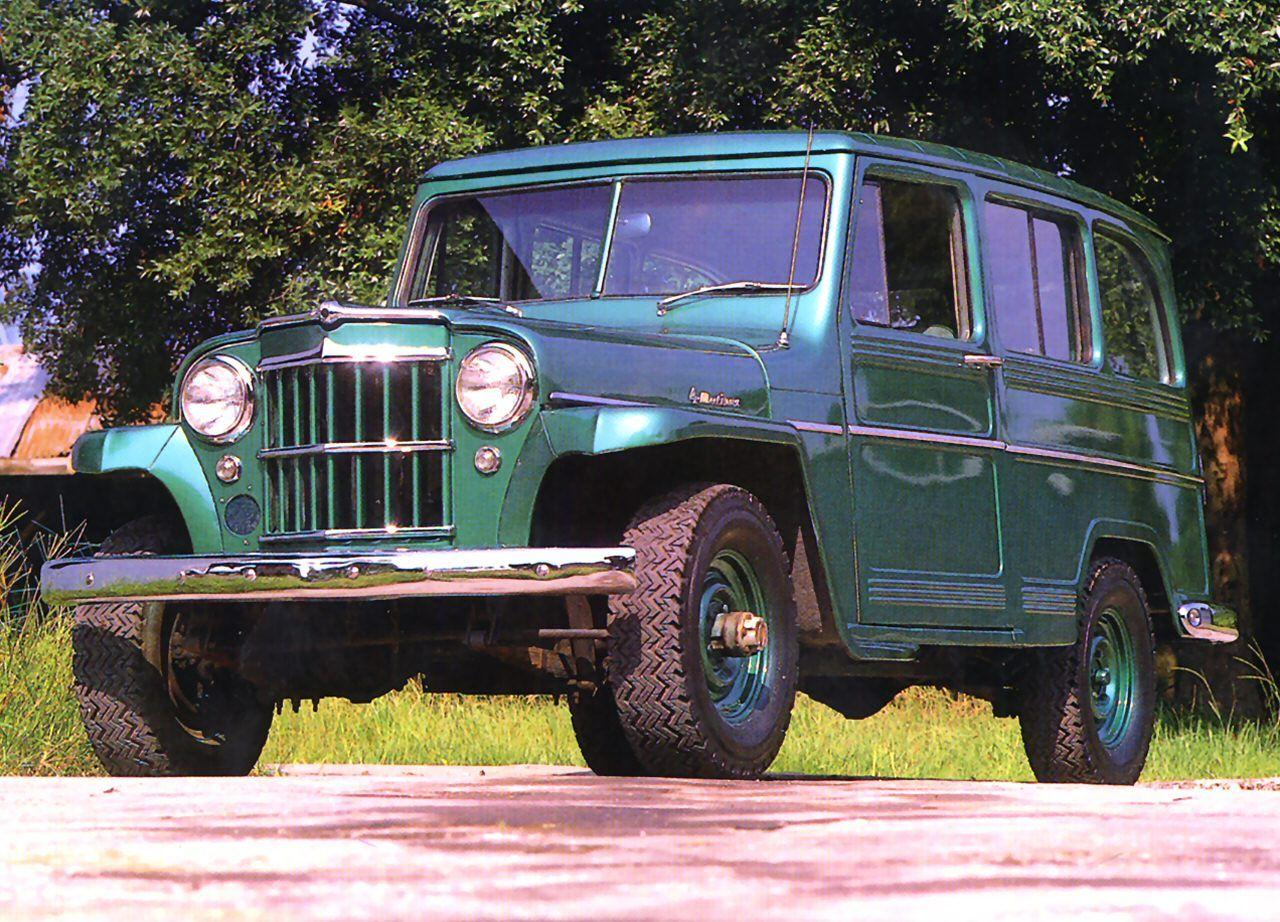 1962 Willys Jeep Utility Wagon Willys Jeep Station Wagon