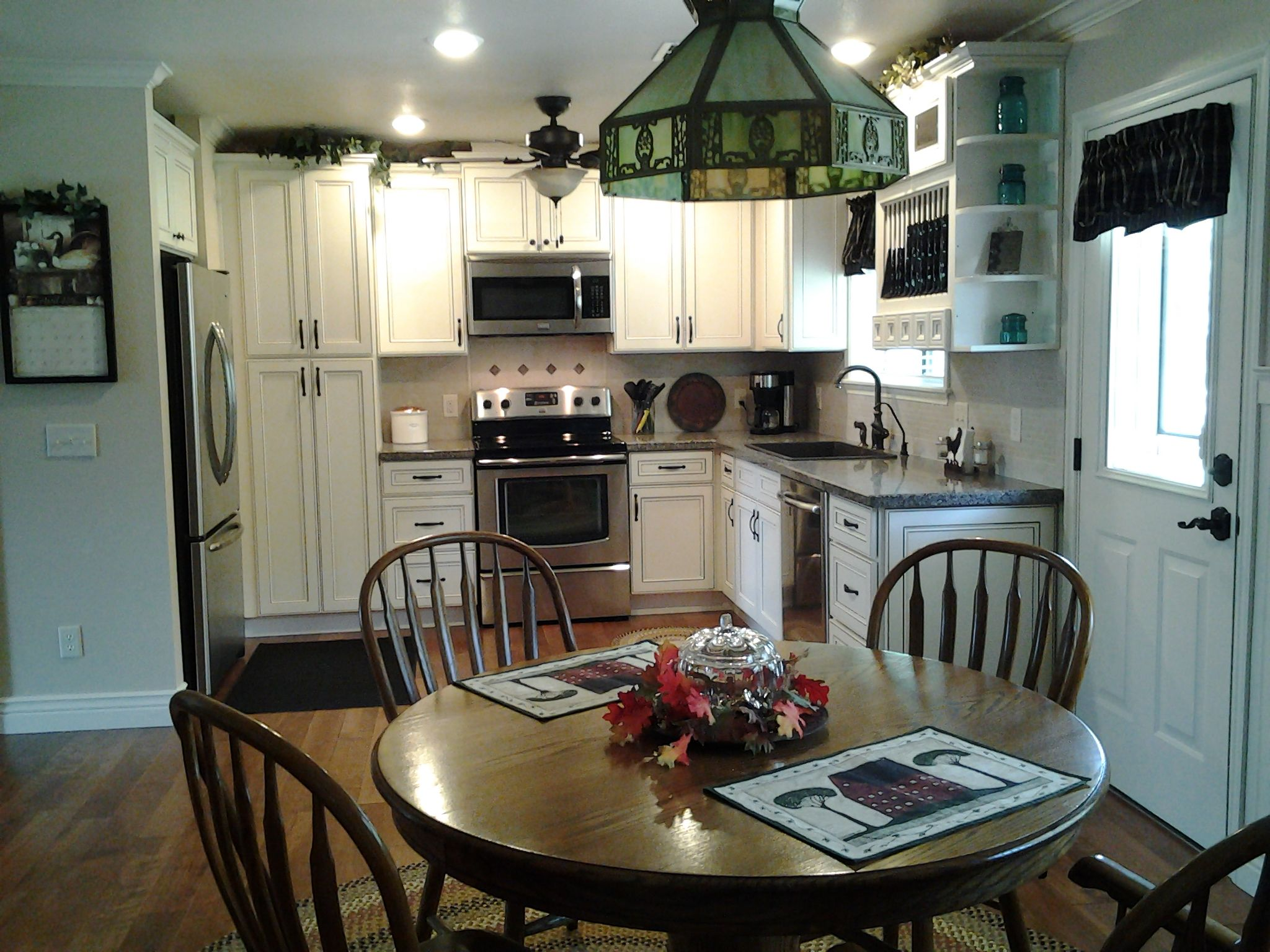 Best York Antique White Cabinets Remodeling By Lily Ann 640 x 480